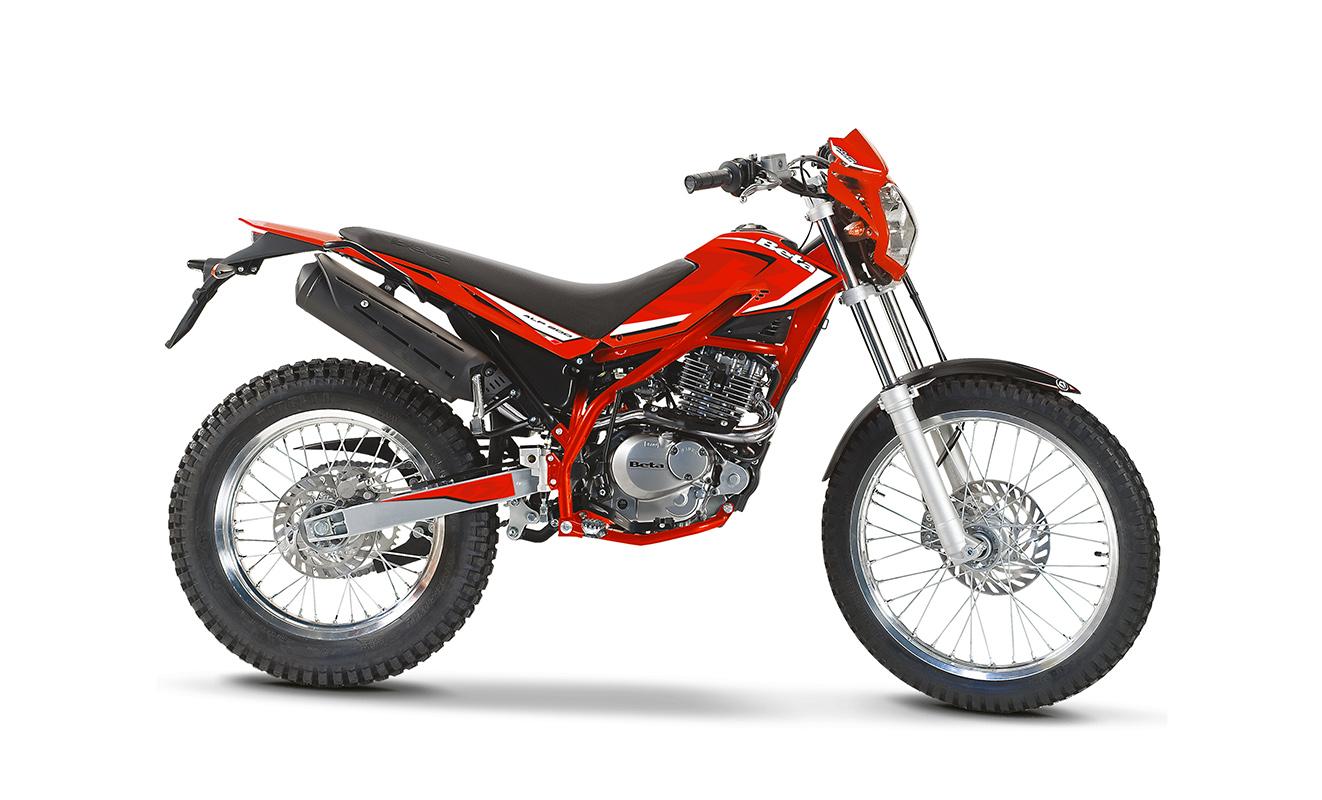 Alp 200 rosso