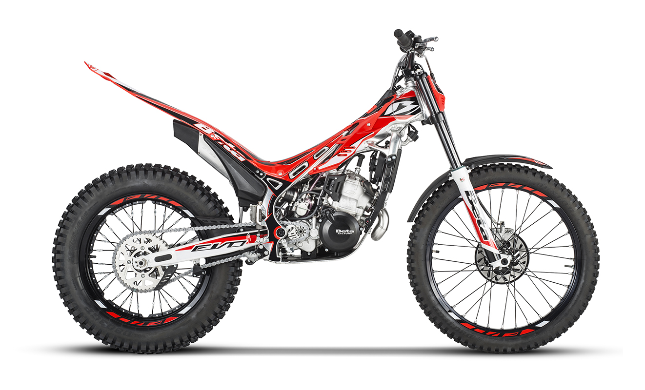 TRIAL - Betamotor S p A