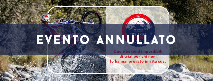 Try Trial annullato