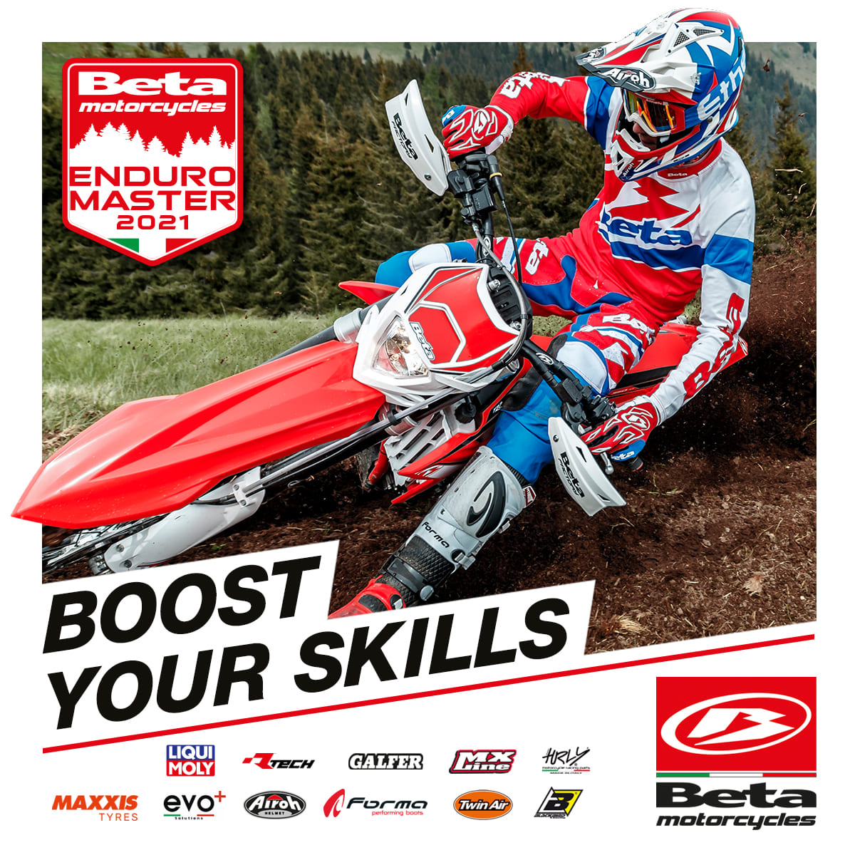ENDURO MASTER BETA 2021