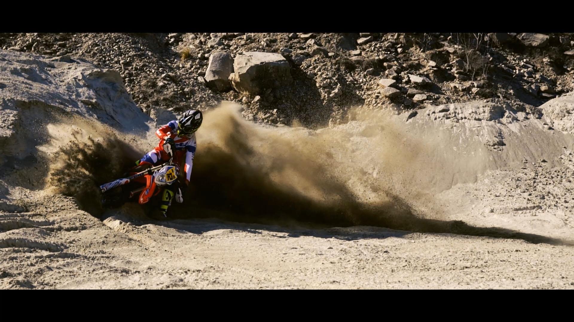 in dust we trust - enduro